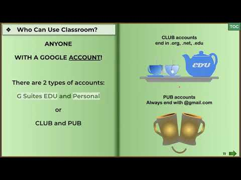 Google Classroom for Adult Education - Part 1 - YouTube