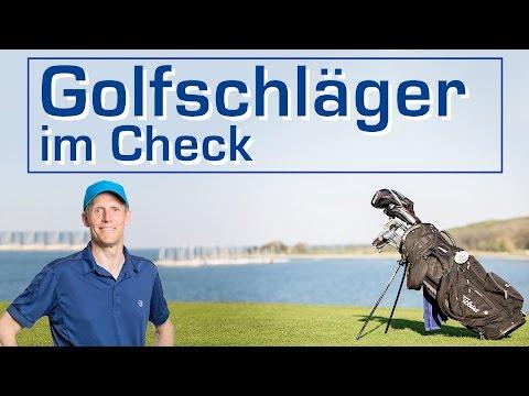 Golfschläger-Arten: Diese habe ich im Golfschläger-Set
