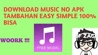 Download Music Di google Simple NO APK TAMBAHAN FIX 💯% work