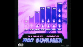 DJ Durel   Hot Summer Ft Migos Screwed & Chopped DJ DLoskii