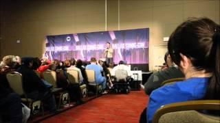 Karl Urban at Dallas SciFi Expo Part 1