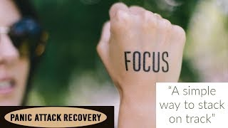 ADHD and Anxiety Tips: Getting Started & Remaining Focused