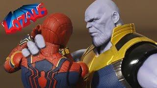 Spider Man Action Series episode 5 Trailer