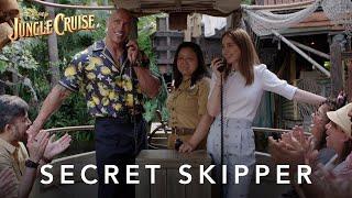 Secret Skipper   Disney's Jungle Cruise   Experience It Now