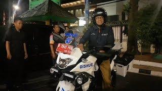 Kendarai Moge, Gubernur DKI Jakarta Anies Baswedan Kunjungi Gor Bulungan