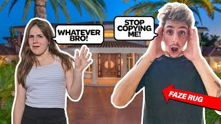 FAZE RUG CONFRONTS Me About COPYING His Video Ideas **He's Mad**🤬| Piper Rockelle