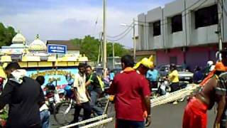 preview picture of video 'Sitiawan Thaipusam 2011  8'