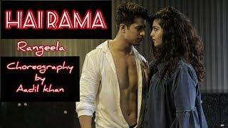 Hai Rama Rangeela ft. Avika Gor | Aadil Khan Choreography