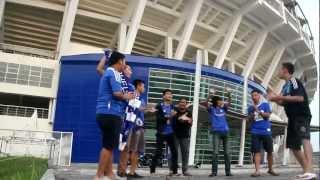 preview picture of video 'CISC KUKAR - Chant At Aji Imbut Stadium Tenggarong'