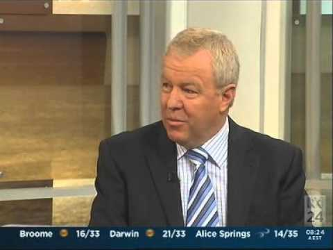 ABC News Breakfast Interview with Rod North 18 September 2012