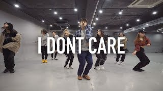 I Don't Care   Ed Sheeran & Justin Bieber  Yumeki Choreography