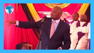 Moses Kuria accuses President Uhuru of suppressing upcoming Mt Kenya