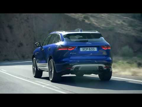 Jaguar F-PACE | Technology and Practicality to Suit Your Active Lifestyle