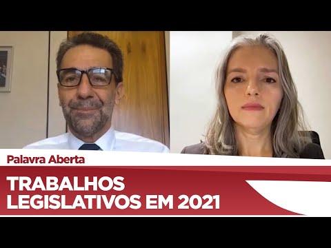 Enio Verri comenta expectativas dos trabalhos legislativos em 2021 - 24/02/2021