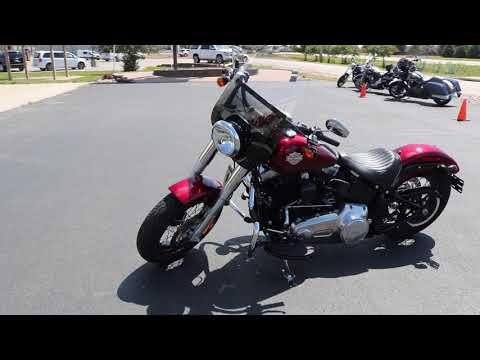 2016 Harley-Davidson Softail Slim® in Carroll, Iowa - Video 1