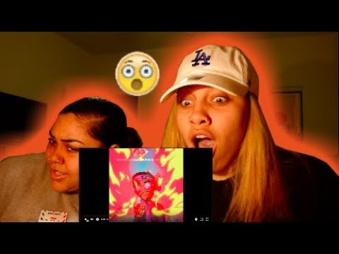 Joyner Lucas - Gucci Gang (Remix) Reaction   Perkyy and Honeeybee
