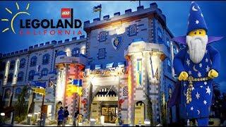 LEGOLAND Castle Hotel In California Now Open