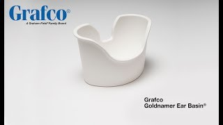 Grafco Goldnamer Ear Basin