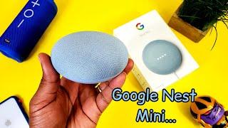 Google Nest Mini (2nd Gen) Unboxing/Review: It's Still Mini...