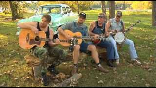 "Hayseed Dixie ""Let's Get It Up"" from the film 'Beyond the Thunder' about the influence of AC/DC"