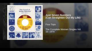 Just Seven Numbers (Can Straighten Out My Life)