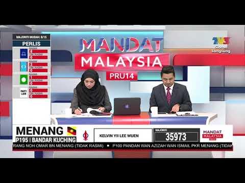 PRU 14 | Mandat Malaysia - Keputusan #PRU14 (Part 13)