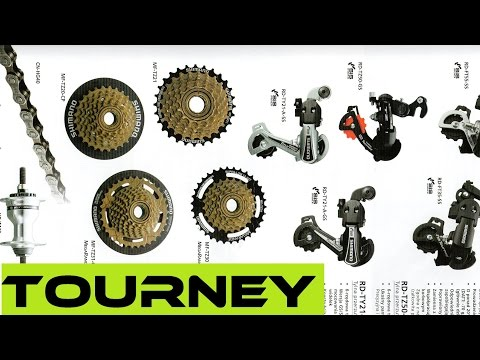 Part 1. Shimano MTB Groupset Overview - Tourney TX. Buyers Guide / Review.