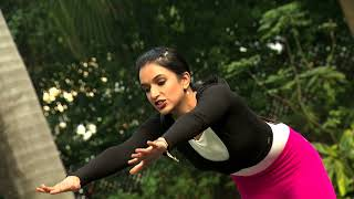 Yoga with Ira Trivedi - Yoga With Jogging - Download this Video in MP3, M4A, WEBM, MP4, 3GP