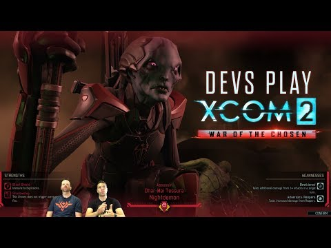 XCOM 2 Devs Play War of the Chosen - Livestream VOD thumbnail
