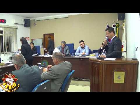 Tribuna Vereador Chiquinho terça- feira dia 6 de Fevereiro 2018