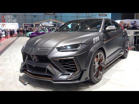 Lamborghini Mansory Urus Venatus