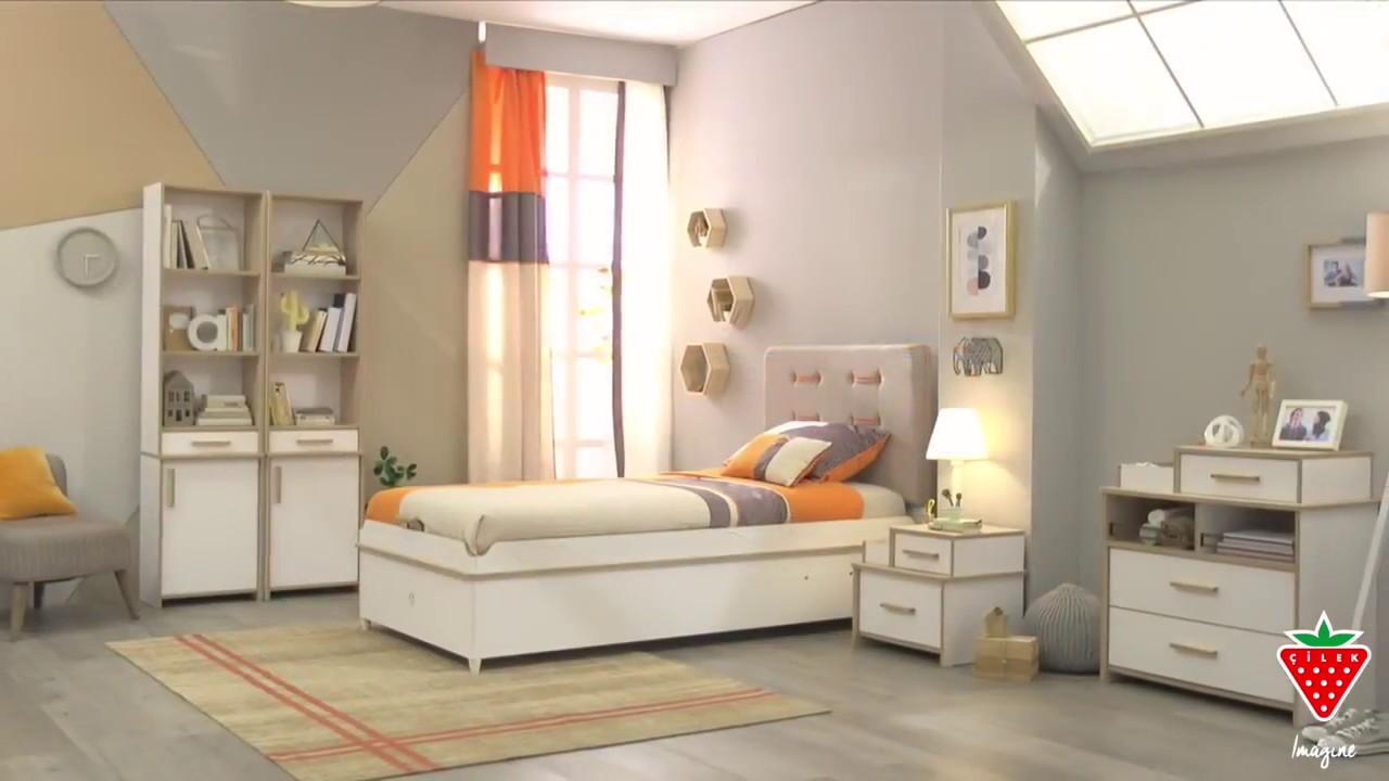 Коллекция детской мебели Dynamic