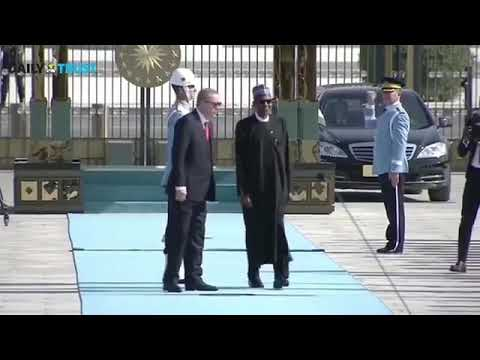 PRESIDENT MUHAMMAD BUHARI IN CHINA
