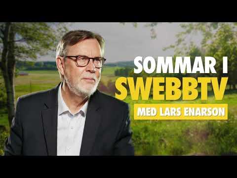 Sommarprat med Lars Enarson | SWEBBTV klipp