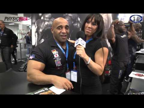 Top Bodybuiders & Fitness Olympia CPTV