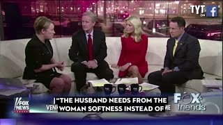 Fox News Guest Says WOMEN Are To Blame For Sexual Harassment thumbnail