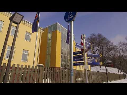 Svētdienas pastaiga Valmierā