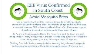 EEE Virus Update