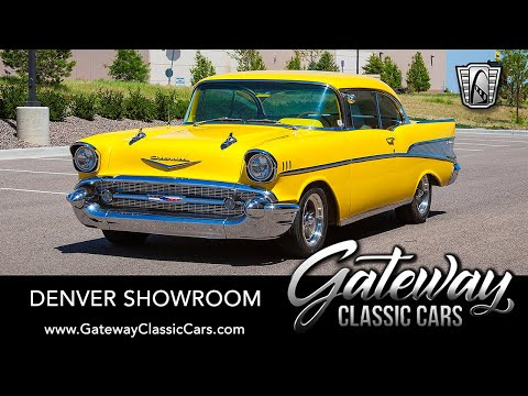 1957 Chevrolet Bel Air (CC-1428632) for sale in O'Fallon, Illinois
