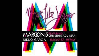 Maroon 5 Featuring Christina Aguilera - Moves Like Jagger (Nikko Garcia Bachata Remix)