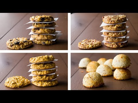 4 Healthy Cookies For Weight Loss | Easy Cookie Recipes