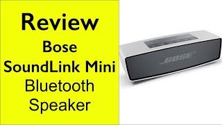 Speaker Bluetooth Bose soundlink mini