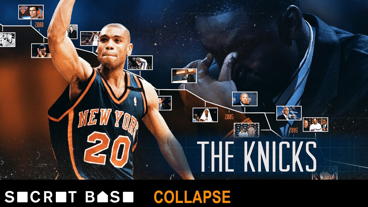 How the Knicks' terrible leadership turned a contender into 20 years of misery thumbnail