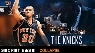 How the Knicks' terrible leadership turned a contender into 20 years of misery