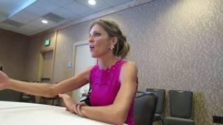 SDCC 2017 - Tricia Helfer - Interview