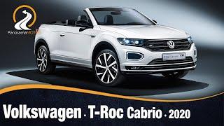 Volkswagen T-Roc Cabrio 2020 | Primeras Imágenes e Información