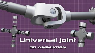 Universal joint mechanism
