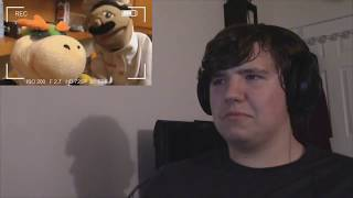 GameCubeDude300 reacts to SML Movie: Bowser Juniors YouTube Channel!
