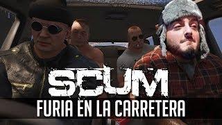 FURIA EN LA CARRETERA | SCUM - Parche 1.21