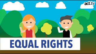 Why We Need An Equal Rights Amendment